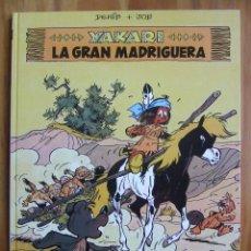 Cómics: YAKARI Nº 10 - LA GRAN MADRIGUERA. Lote 107906243