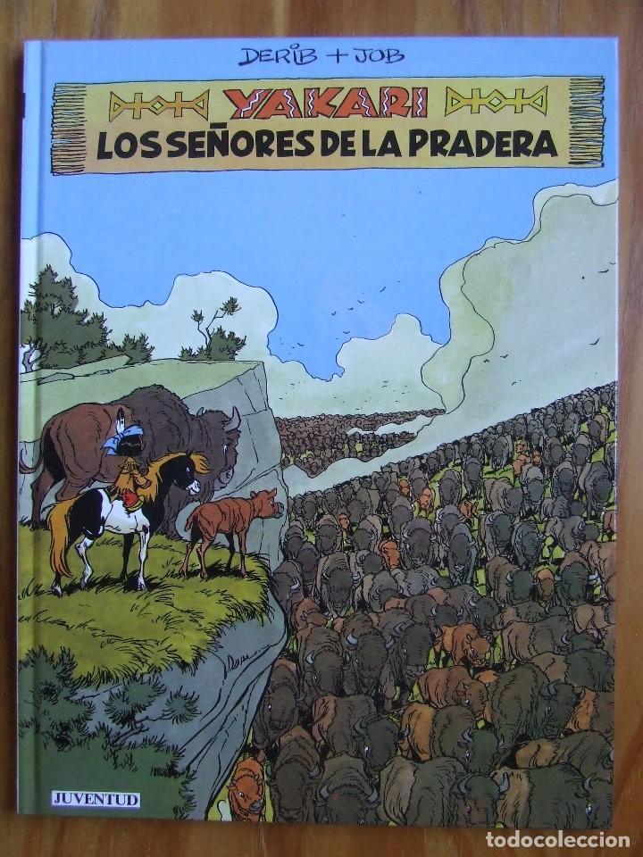 YAKARI Nº 13 - LOS SEÑORES DE LA PRADERA (Tebeos y Comics - Juventud - Yakary)