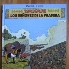 Cómics: YAKARI Nº 13 - LOS SEÑORES DE LA PRADERA. Lote 107906343