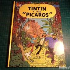 Cómics: TIN TIN Y LOS PICAROS. JUVENTUD 1995. (M-13). Lote 108029339