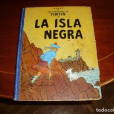 Cómics: TINTIN PRIMERA EDICION ISLA NEGRA 1961 JUVENTUD .... 3-2-1... ¡¡¡ BOOOM !!!. Lote 108541439