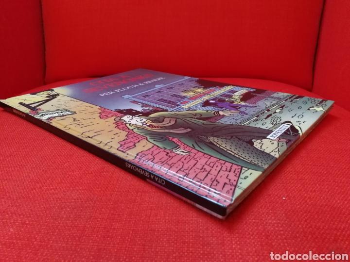 Cómics: CITA A SEVENOAKS. EDITORIAL JOVENTUT. 1°EDICIÓN. CATALÀ. DIFÍCIL - Foto 4 - 108806947