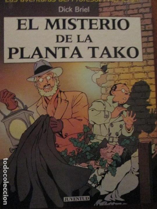 PROFESOR PALMERA--DICK BRIEL (Tebeos y Comics - Juventud - Otros)
