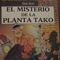 Cómics: PROFESOR PALMERA--DICK BRIEL. Lote 109284707