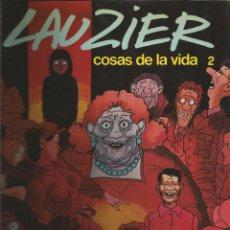 LAUZIER COSAS DE LA VIDA 2 EDICIONES JUNIOR