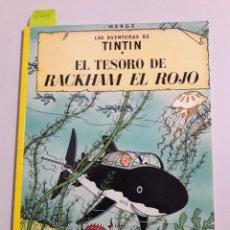 Cómics - EL TESORO DE RACKHAM EL ROJO. - 110934999