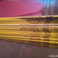 Comics - Tintín. 23 números, ediciones años 80 y 90. - 111165871