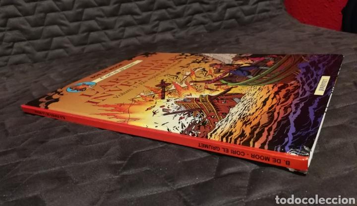 Cómics: CORI EL GRUMET - L´ ARMADA INVENCIBLE. VOLUM - 1 ELS ESPIES DE LA REINA- 1° EDICIÓN.CATALA - Foto 2 - 111262007