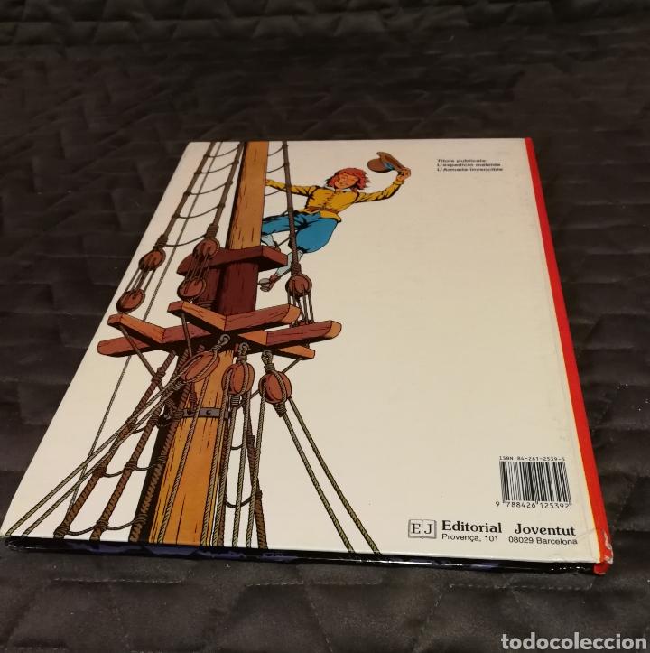 Cómics: CORI EL GRUMET - L´ ARMADA INVENCIBLE. VOLUM - 1 ELS ESPIES DE LA REINA- 1° EDICIÓN.CATALA - Foto 3 - 111262007