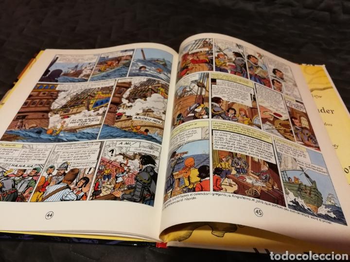 Cómics: CORI EL GRUMET - L´ ARMADA INVENCIBLE. VOLUM - 1 ELS ESPIES DE LA REINA- 1° EDICIÓN.CATALA - Foto 6 - 111262007