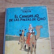 Cómics: 2 HERGE LAS AVENTURAS DE TINTIN.. Lote 111784063