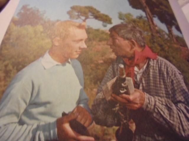 Cómics: TINTIN CINE EL MISTERIO TOISON DE ORO - JUVENTUD 1975 / 3ª EDICION - LOMO AMARILLO - Foto 8 - 111932431