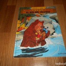 Cómics: YAKARI - EL RÍO DEL OLVIDO Nº 15 - ED. JUVENTUD - 1ª EDICIÓN 1992 - TAPA DURA CASI NUEVO. Lote 112272811