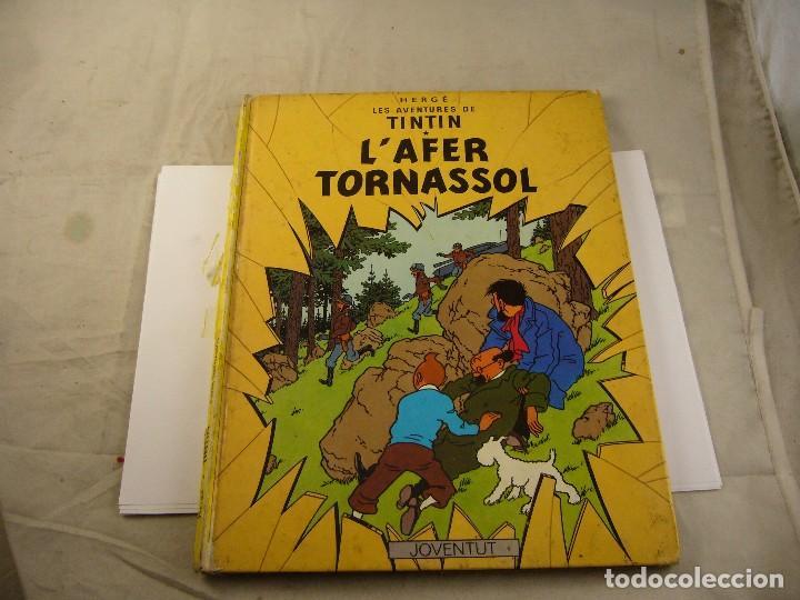 TINTIN, L'AFER TORNASSOL 1983 CINQUENA EDICIO (Tebeos y Comics - Juventud - Tintín)