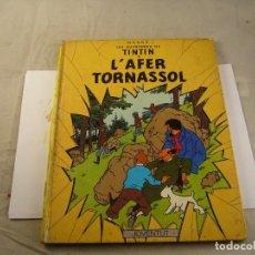 Cómics: TINTIN, L'AFER TORNASSOL 1983 CINQUENA EDICIO. Lote 112305099