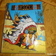 Cómics: YAKARI. Nº 1. DERIB + JOB. 1ª EDICION. EDITORIAL JUVENTUD 1977. Lote 150993064
