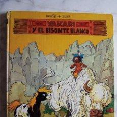 Cómics: YAKARI Y EL BISONTE BLANCO. Nº 2. PRIMERA EDICIÓN 1977.. Lote 113104071