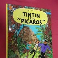 Comics - TINTIN I ELS PICAROS. JUVENTUD. 1993. EN CATALÀ - 113207643