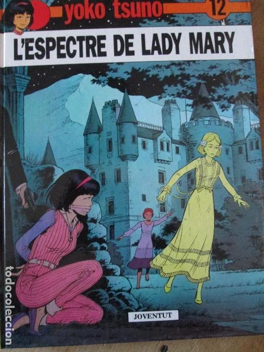 YOKO TSUNO-L ´ESPECTRE DE LADY MARY (Comics und Tebeos - Juventud - Yoko Tsuno)
