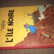Cómics: TINTÍN - L' ÎLE NOIRE. B29. AÑO 1960.. Lote 113532272