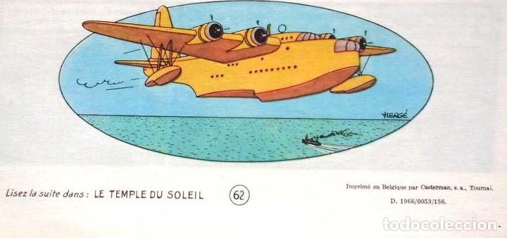 Cómics: TINTÍN LES 7 BOULES DE CRISTAL. EDIT. CASTERMAN. EN FRANCÉS. 1966 - Foto 5 - 113648799