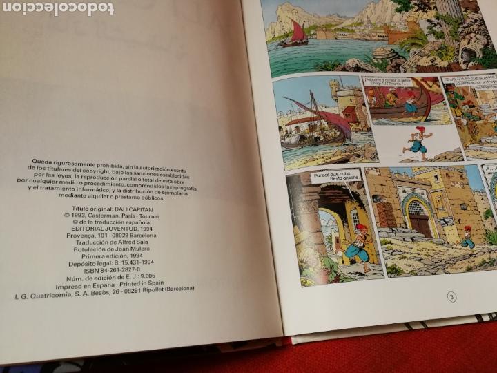 Cómics: CORI EL GRUMETE-DALÍ CAPITÁN. PRIMERA EDICIÓN - Foto 4 - 113683228