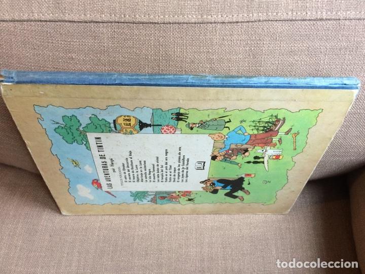 Cómics: Tintín - El Tesoro de Rackham el Rojo. Segunda Edición 1964 - Foto 8 - 114071908