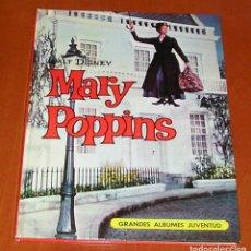 Cómics: MARY POPPINS-WALT DISNEY GRANDES ALBUMES DE JUVENTUD 1965. Lote 132278015