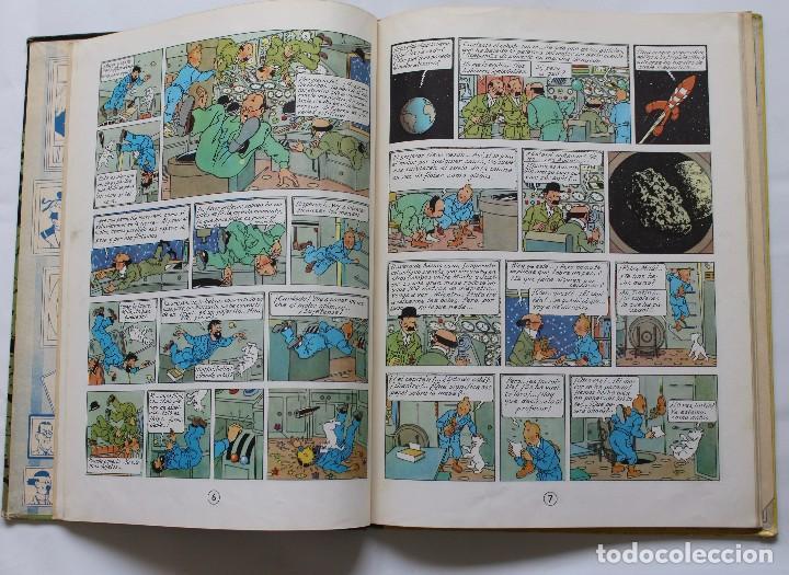 Cómics: TINTIN. ATERRIZAJE EN LA LUNA. JUVENTUD. EDICION, 1965 - Foto 4 - 114360987
