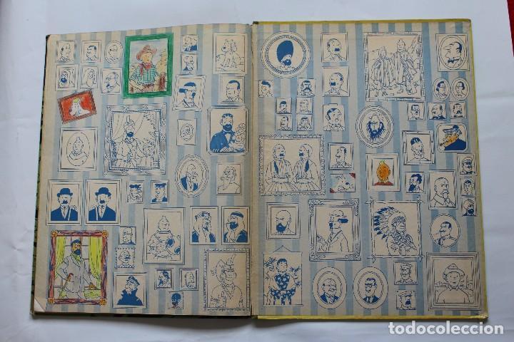 Cómics: TINTIN. ATERRIZAJE EN LA LUNA. JUVENTUD. EDICION, 1965 - Foto 7 - 114360987