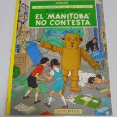Cómics: AVENTURAS DE JO, ZETTE Y JOCKO. 1º EPISODIO. EL RAYO MISTERIOSO. EL MANITOBA NO CONTESTA. LEER. Lote 114523395