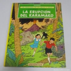 Cómics: AVENTURAS DE JO, ZETTE Y JOCKO. 2º EPISODIO. EL RAYO MISTERIOSO. LA ERUPCION DEL KARAMAKO. LEER . Lote 114527635