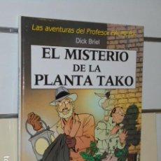 Cómics: LAS AVENTURAS DEL PROFESOR PALMERA EL MISTERIO DE LA PLANTA TAKO - JUVENTUD OFERTA. Lote 114633555