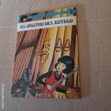 Cómics: EL ORGANO DEL DIABLO . Nº 2. Lote 115377387