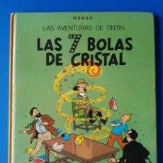Cómics: TINTIN IDIOMA OCCITANO - LAS 7 BOLAS DE CRISTAL - AÑO 1979 - EDITORIAL CASTERMAN - IDIOMAS. Lote 116462718