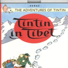 Cómics: TINTIN IN TIBET. ADVENTURES OF TINTIN. ED. EGMONT. NUEVO. EN INGLÉS. Lote 116500327