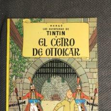 Cómics: TINTIN, EL CETRO DE OTTOKAR, 14A. EDICIÓN 1991. Lote 116646024