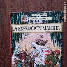 Comics : 5 TOMOS CORI EL GRUMETE COMPLETA BOB DE MOOR. Lote 116938583
