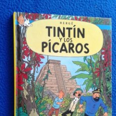 Cómics: TINTÍN Y LOS PÍCAROS - CASTERMAN - MUY BUEN ESTADO. Lote 117128663