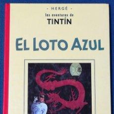 Comics - TINTIN EL LOTO AZUL PANININ CASTERMAN - 118035787