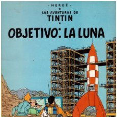 Comics - Comic Las aventuras de Tintin: Objetivo La Luna - Herge; Juventud, tapa blanda - 118114947