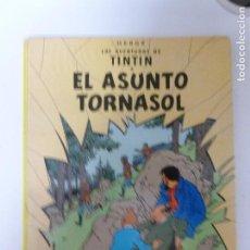 Cómics: TINTIN EL ASUNTO TORNASOL. 6º EDICIÓN JUVENTUD 1979. Lote 118741320