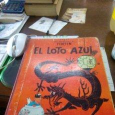 Cómics: EL LOTO AZUL. Lote 118789075