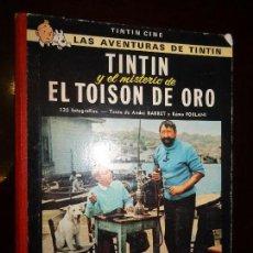 Cómics: TINTIN Y EL MISTERIO DEL TOISON DE ORO - 1ª EDICIÓN 1968. Lote 118869463