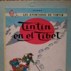 Cómics: COMIC TINTIN EN EL TIBET. Lote 118953414