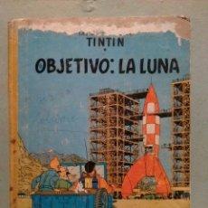 Cómics: TINTIN OBJETIVO LA LUNA 2 EDICION. Lote 118955546