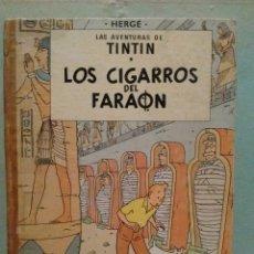 Cómics: COMIC TINTIN 2 EDICION LOS CIGARROS DEL FARAON. Lote 118955680
