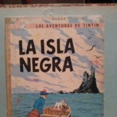 Cómics: TINTIN LA ISLA NEGRA 3 EDICION. Lote 118955832