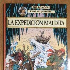 Cómics: LA EXPEDICIÓN MALDITA JUVENTUD CORI EL GRUMETE. Lote 119381527