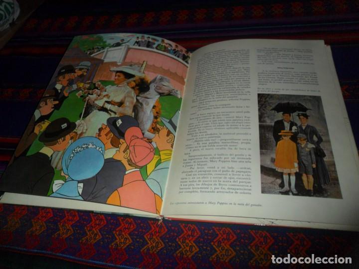 Cómics: MARY POPPINS EL LIBRO DE LA PELÍCULA. GRANDES ÁLBUMES JUVENTUD 1965. WALT DISNEY. - Foto 2 - 173570829